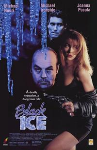 Black Ice - 11 x 17 Movie Poster - Style A