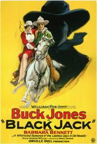 Black Jack - 43 x 62 Movie Poster - Bus Shelter Style A