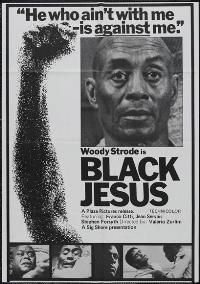 Black Jesus - 11 x 17 Movie Poster - Style A