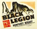 Black Legion - 22 x 28 Movie Poster - Half Sheet Style A