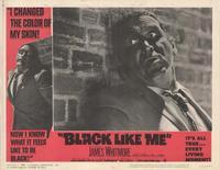 Black Like Me - 11 x 14 Movie Poster - Style E