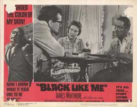 Black Like Me - 11 x 14 Movie Poster - Style F