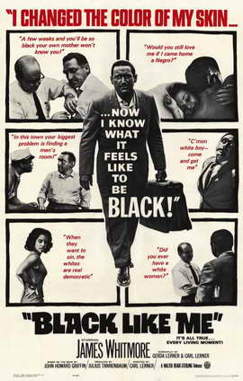 Black Like Me - 11 x 17 Movie Poster - Style A