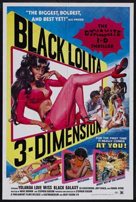 Black Lolita - 11 x 17 Movie Poster - Style A