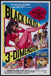 Black Lolita - 43 x 62 Movie Poster - Bus Shelter Style A