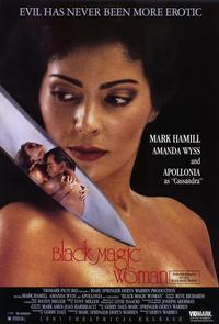 Black Magic Woman - 11 x 17 Movie Poster - Style A