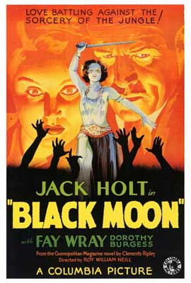 Black Moon - 27 x 40 Movie Poster - Style A