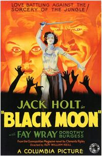 Black Moon - 43 x 62 Movie Poster - Bus Shelter Style A