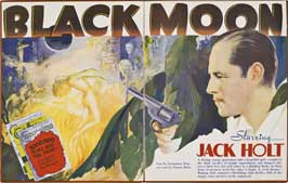 Black Moon - 27 x 40 Movie Poster - Style B