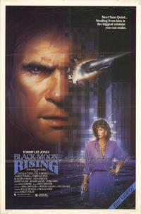 Black Moon Rising - 27 x 40 Movie Poster - Style A