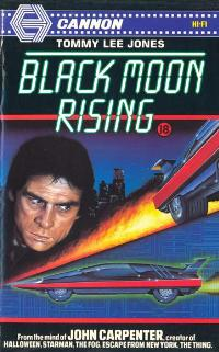 Black Moon Rising - 27 x 40 Movie Poster - UK Style A