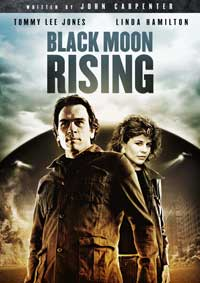 Black Moon Rising - 11 x 17 Movie Poster - Style B