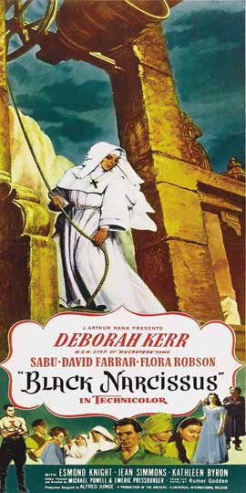 Black Narcissus - 20 x 40 Movie Poster - Style A