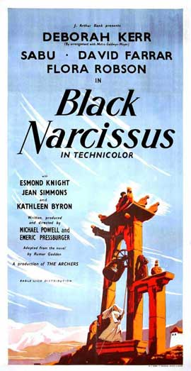 Black Narcissus - 20 x 40 Movie Poster - UK Style A