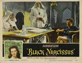 Black Narcissus - 11 x 14 Movie Poster - Style C