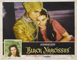 Black Narcissus - 11 x 14 Movie Poster - Style F