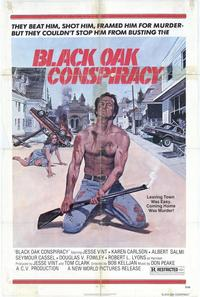 Black Oak Conspiracy - 11 x 17 Movie Poster - Style A