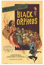 Black Orpheus - 27 x 40 Movie Poster - Style B