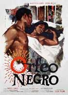 Black Orpheus - 11 x 17 Movie Poster - Italian Style B