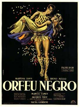Black Orpheus - 11 x 17 Poster - Foreign - Style A