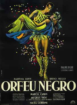 Black Orpheus - 27 x 40 Movie Poster - Style C