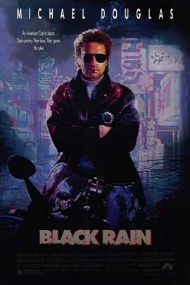 Black Rain - 11 x 17 Movie Poster - Style A