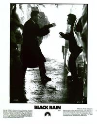 Black Rain - 8 x 10 B&W Photo #5