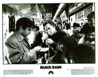 Black Rain - 8 x 10 B&W Photo #6