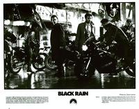 Black Rain - 8 x 10 B&W Photo #7