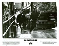 Black Rain - 8 x 10 B&W Photo #8