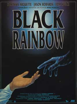 Black Rainbow - 11 x 17 Movie Poster - French Style A