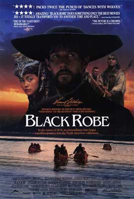 Black Robe - 11 x 17 Movie Poster - Style A