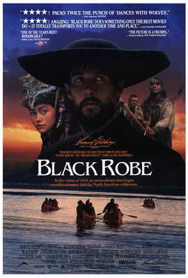Black Robe - 27 x 40 Movie Poster - Style A