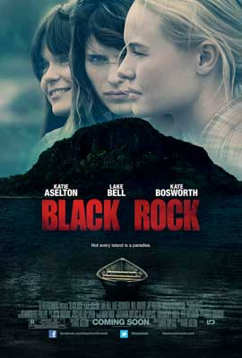 Black Rock - 11 x 17 Movie Poster - Style A