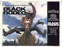Black Rodeo - 11 x 14 Movie Poster - Style B