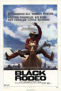Black Rodeo - 27 x 40 Movie Poster - Style A