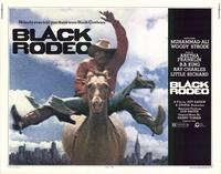 Black Rodeo - 22 x 28 Movie Poster - Half Sheet Style A