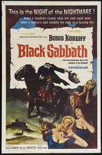 Black Sabbath - 27 x 40 Movie Poster - Style B