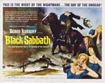 Black Sabbath - 22 x 28 Movie Poster - Half Sheet Style A