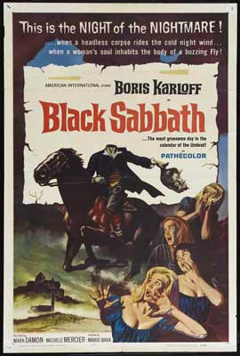 Black Sabbath - 27 x 40 Movie Poster - Style A