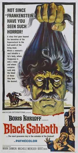 Black Sabbath - 20 x 40 Movie Poster - Style A