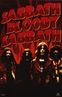 Black Sabbath Music - Music Poster - 22 x 34 - Style A