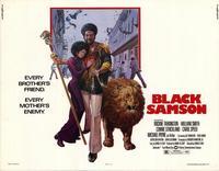 Black Samson - 11 x 14 Movie Poster - Style A