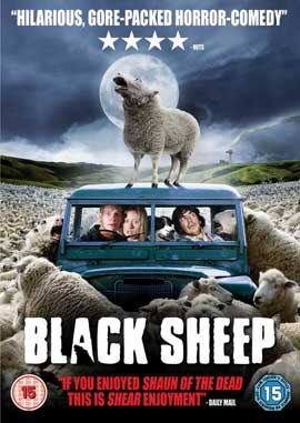 Black Sheep - 11 x 17 Movie Poster - UK Style B