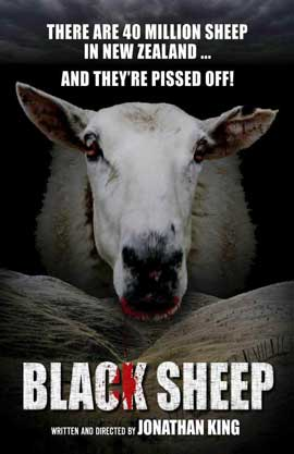 Black Sheep - 11 x 17 Movie Poster - Style B