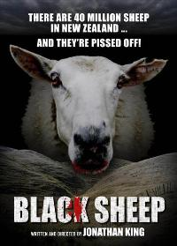 Black Sheep - 27 x 40 Movie Poster - Style B
