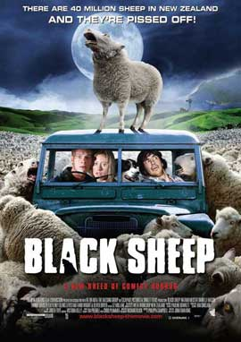 Black Sheep - 11 x 17 Movie Poster - Style C