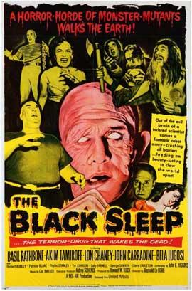 Black Sleep - 11 x 17 Movie Poster - Style A
