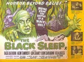 Black Sleep - 11 x 14 Movie Poster - Style B