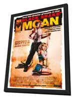 Black Snake Moan - 27 x 40 Movie Poster - Style A - in Deluxe Wood Frame